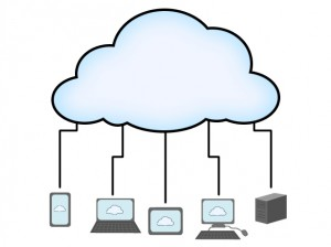 cloud computer graphic