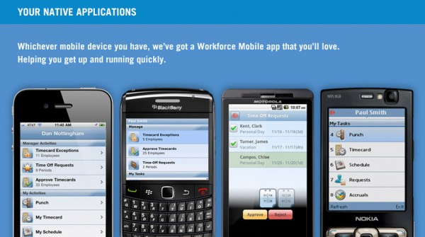 workforce mobile