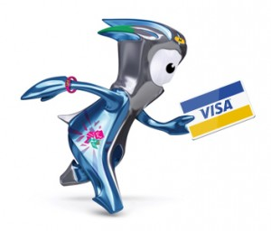 cashless payments olymics