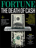 fortune magazine - the death of cash