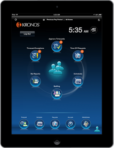 Kronos Workforce Tablet