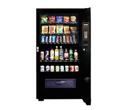 cashless vending machine