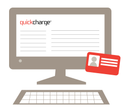 quickcharge cashless payment system