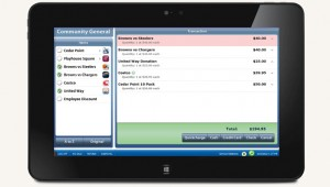 Quickcharge mobile POS solutions