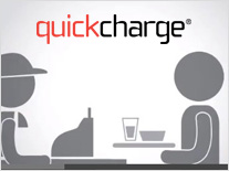 quickcharge cashless payments overview