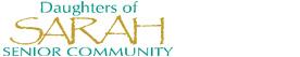 daughters of sarah senior community logo