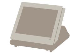 sharp pos icon