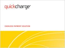 quickcharge cash free vending