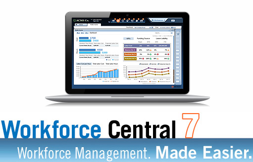 Kronos Workforce Central 7