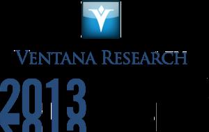ventana research 2013 winner