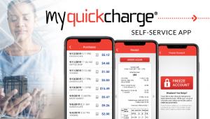 My Quickchare Self Service App