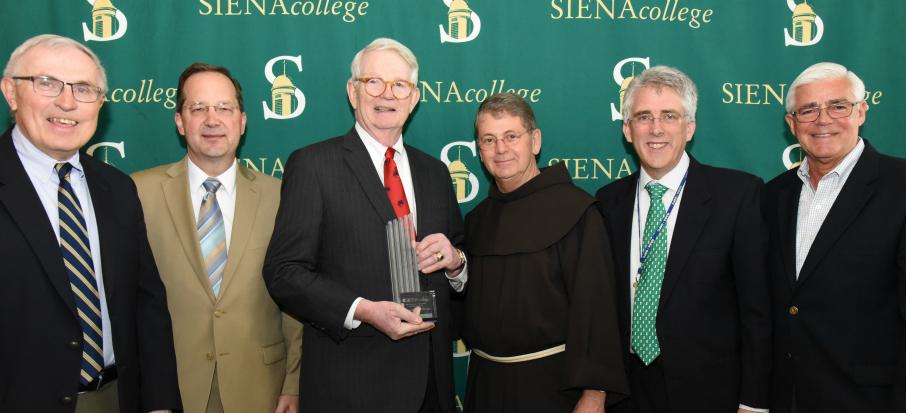Michael M. Hayes Named Siena Entrepreneur of the Year
