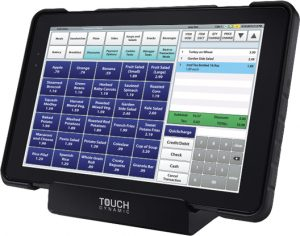 Quickcharge Tablet