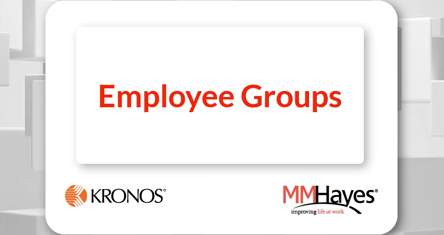 Employee Groups