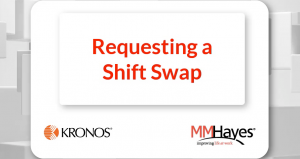 Request a Shift Swap